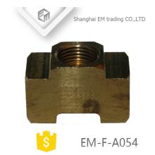 EM-F-A054 Latão rosca fêmea união rápida conector