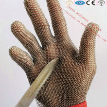 Stainless Steel Cut Resistant Gloves & Metal Safety Gloves & Chainmail Gloves