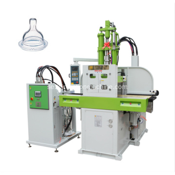 LSR Baby Infant Nipples Injection Molding Machine