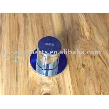 Pulido, piezas de fundición a presión de zinc cromado