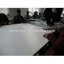 PVC crust foam panel production line