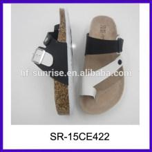 Mode neue Modell Frauen Sandalen niedrigen Preis Damen Sandalen neuesten Damen Sandalen Designs