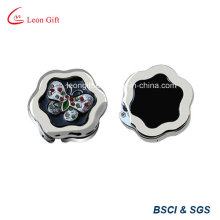 Cute Flower Enamel Bag Hanger for Desk