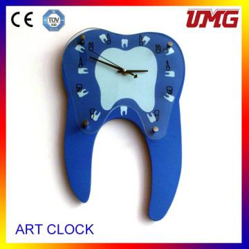 Wall Clock in Teeth Shape Dental Clock
