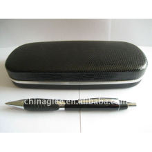 conjunto de caneta única bola de metal