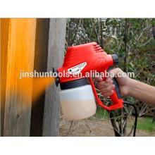 JS pistolet à peinture solénoïde électrique professionnel