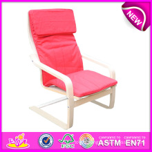 Home Relaxing Cheap Massage Chair for Kids. Promotional Gift Cheap Relax Chair for Children, Wooden Toy Cheap Relax Chair W08f027