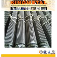 Tubo de aço carbono sem costura DIN 17175 St45.8 de alta qualidade