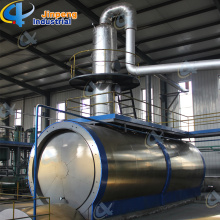 Waste Tyre Pyrolysis Oil Refining System