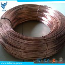 ASTM 304 en acier inoxydable Copper Coated prix par mètre
