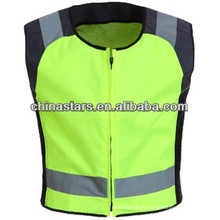 Streamline Design Reflective Sports Vest,Reflectors on Shoulder & Waist