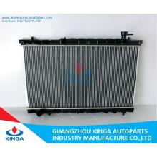Engine Parts Cooling Car Radiator for Hyundai Santafe′01-04
