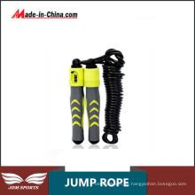 Handle Thick Jumping Rope mit Zähler für Hart
