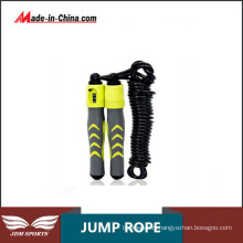 Handle Thick Jumping Rope with Counter for Hart
