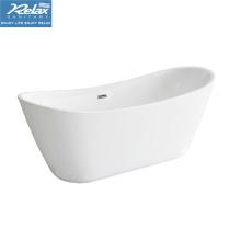 1700 * 800 Акриловая отдельно стоящая ванна для взрослых