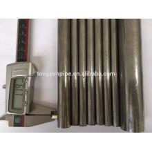 Precisão tubo de aço brilhante / frio desenhado