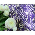 """POLY KNITTING WITH 5MM SEQUIN EMBD +DESIGN FOIL 50/52"""""""