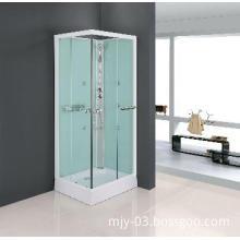 Tempered glass shower cabin,corner shower cabin