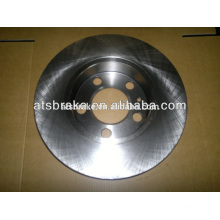 brake system SKODA solid brake disc/rotor