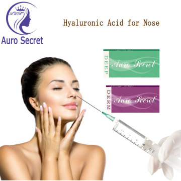 Hyaluronsyra Rhinoplasty Lift Nose Filler Injection