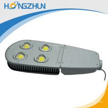 Bridgelux cob haute lumière IP67 imperméable à l'eau 80w conduit lampadaires