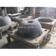Fonderie de fonderie de haute qualité / fonderie de fonderie d'investissement / fonderie en fonte d'acier inoxydable