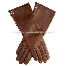 2013 new fashion luxury body feather winter touchscreen glove with top class quality and competitive price
