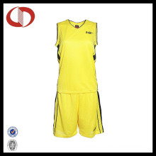 Best Sale Womens Breathable Logo Sports Basketball Uniforms