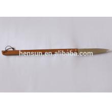 Amazon Wooden Handle BBQ Tool Kitchen Knife