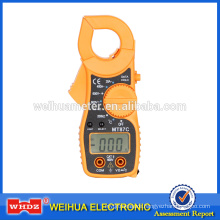 AC DC clamp meter MT87C with Continuity Buzzer with Temperature