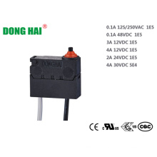 Sealed  Micro Switch For Agricultural Equipment