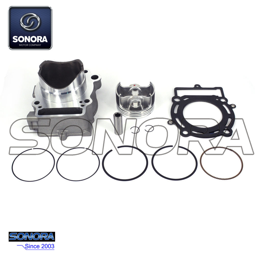 NC250 Engine Cylinder Kit Piston Kit (2)