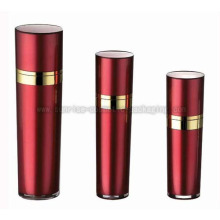 30ml 50ml 120ml Red Serum Press Bottle