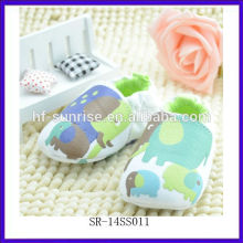 SR-14SS011 new animal decorating baby shoes fashion baby shoes 2014 china wholesale soft sole baby leather shoes