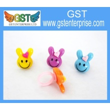 Pretty Mini Animal Plastic Rings