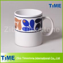 Big Capacity Stoneware Mug with Decal