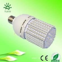360 grados con un ventilador de enfriamiento interno 2000 lúmenes 100-240v 12v 24v dc 18w 20w e27 bulbos llevados 12 voltios
