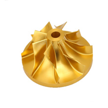 OEM best price Customized  brass 5 axis cnc machining parts