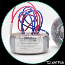 Transformador toroidal del poder de 300Va 35V-0-35V del fabricante electrónico de los transformadores