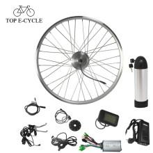 Kit eléctrico de la conversión de la bicicleta del motor del eje de rueda del equipo de la bici de 36V 350W