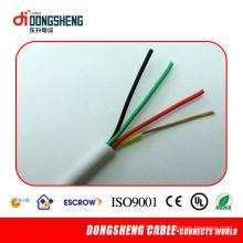 4-жильный кабель сигнализации с PVC