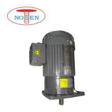 High Ratio Gear Motor 200W con brida