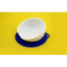 Plato de alimentación de cerámica para mascotas