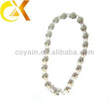 Cadeau délicat bijoux en acier inoxydable collier de charme pour femme