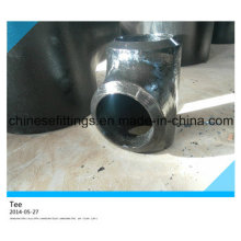 High Pressure Carbon Steel Seamless Equal Tee