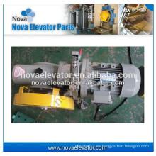Motor dumbwaiter