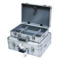 Hochwertiger kombinierter Aluminium-Werkzeugkoffer (14u 16u 18u) (Keli-D-21)