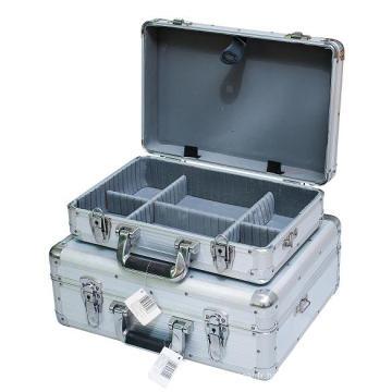Boîte à outils en aluminium combiné de haute qualité (14u 16u 18u) (keli-D-21)