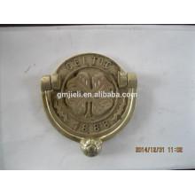 Pérdida de cera de fundición de piezas de latón de bronce para la decoración