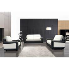 Sofá elétrico reclinável EUA L & P sofá do mecanismo para baixo do sofá (641 #)